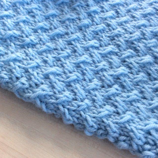 point tricoté