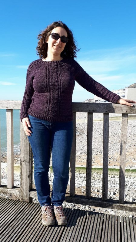 pardalys pull femme tricot