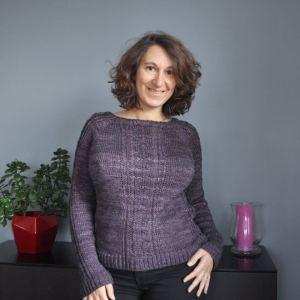 Un pull bien chaud pour femme – Pardalis