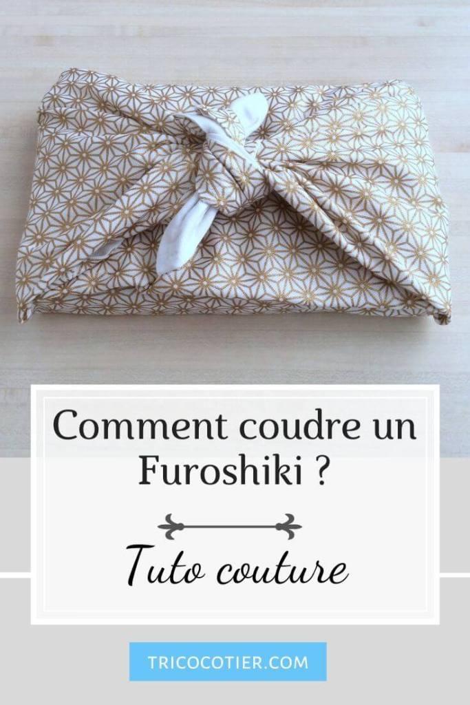 Comment coudre un Furoshiki et emballer ses cadeaux