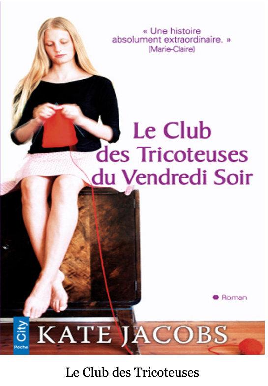 romans le club des tricoteuses