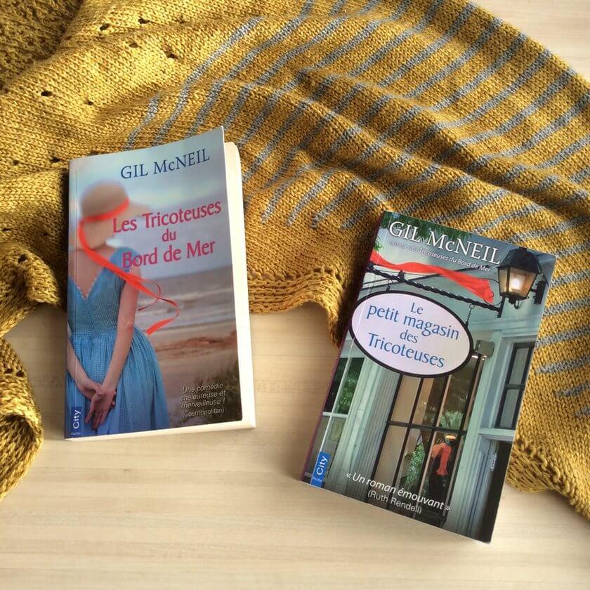 4 romans pour les passionnées de tricot