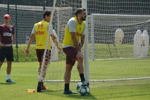 Lucas Pratto não balança as redes há oito jogos, seu maior jejum com a camisa do São Paulo (Foto: Renata Lutfi / saopaulofc.net)