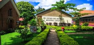 Museveni Donates 400m to Trinity College Nabbingo