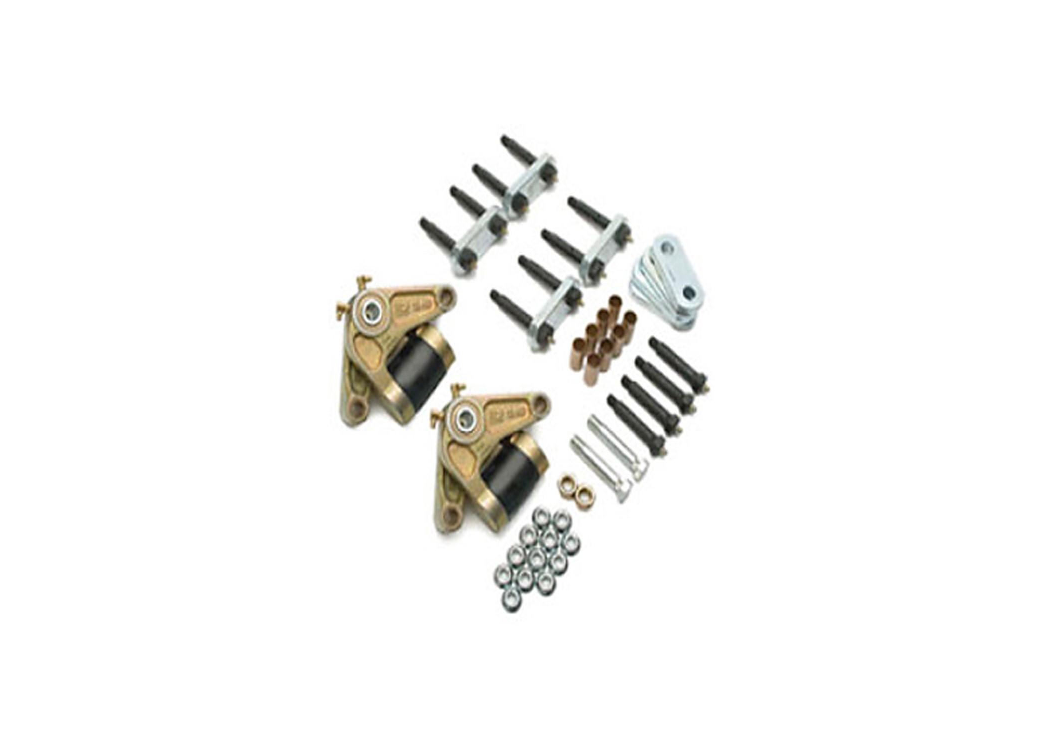 E Z Flex Suspension Kit Tandem Axle