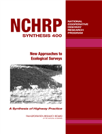 Cover of New Approaches to Ecological Surveys