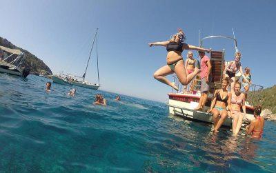 Trident Speedboat Cruises