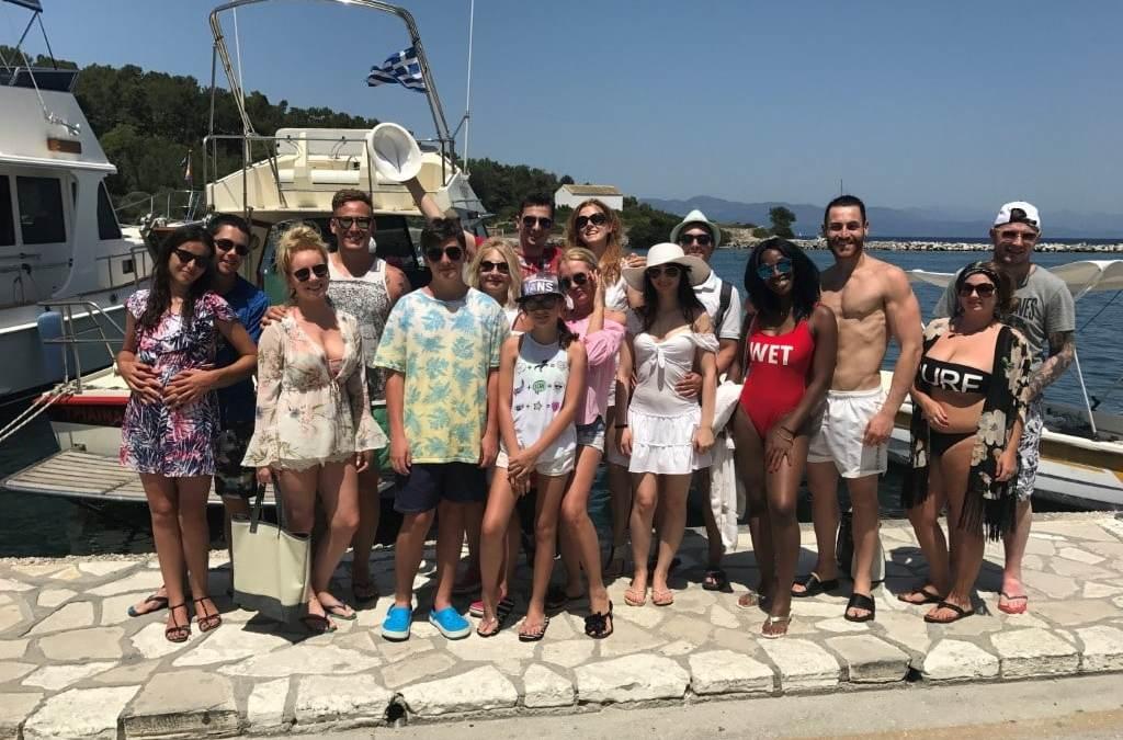 Paxos Cruise 29 6 2017