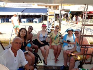 Blue Lagoon 13 7 2017 On the boat (1)