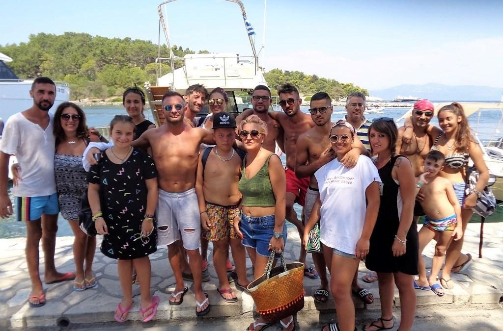 Paxos Morning Cruise 19 8 2017