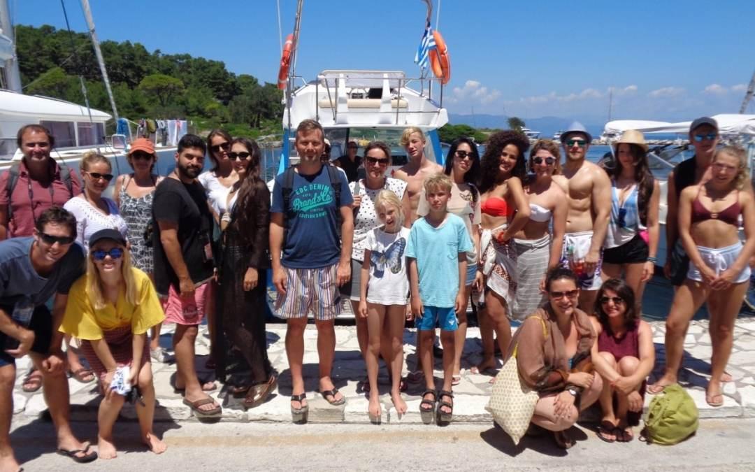 Paxos Cruise 12 7 2018