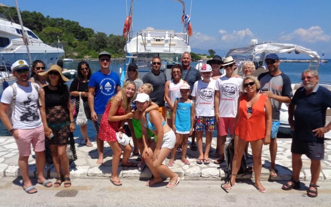 Paxos Cruise 28 7 2018