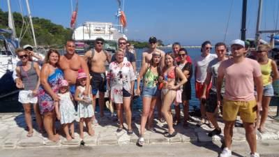 Paxos Cruise 22 9 2018