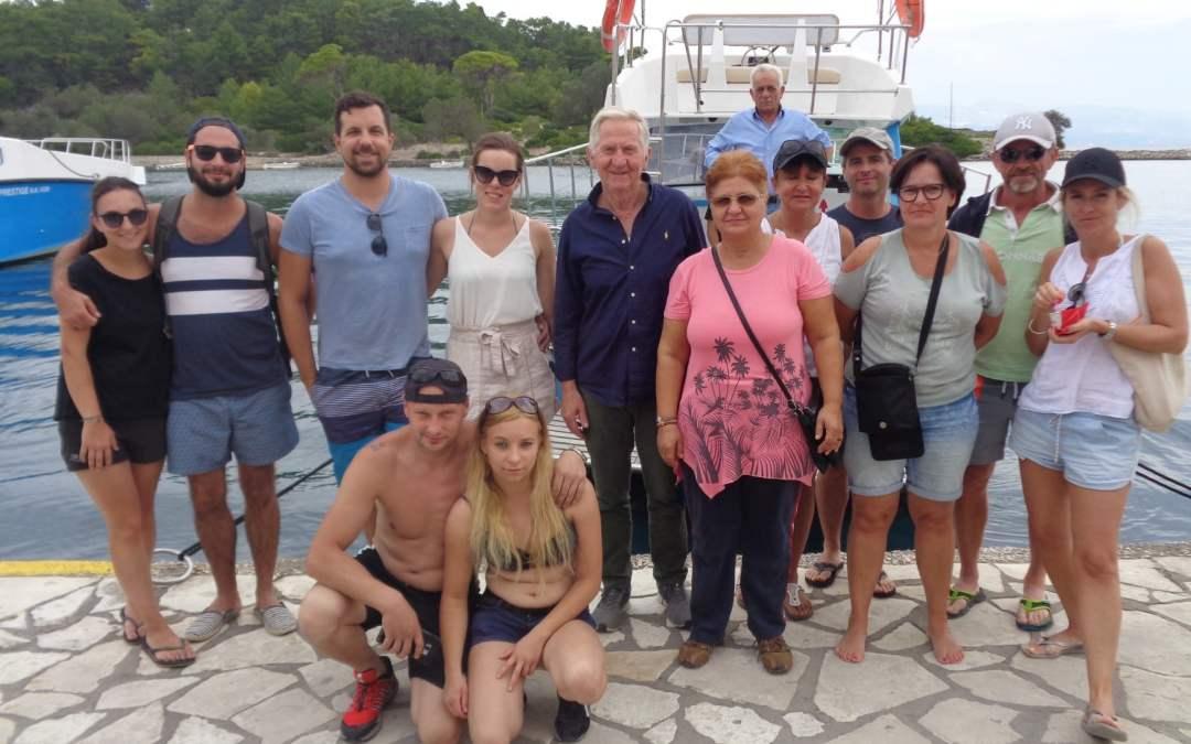 Paxos Cruise 30 9 2018