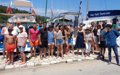 Paxos Cruise 18 7 2019