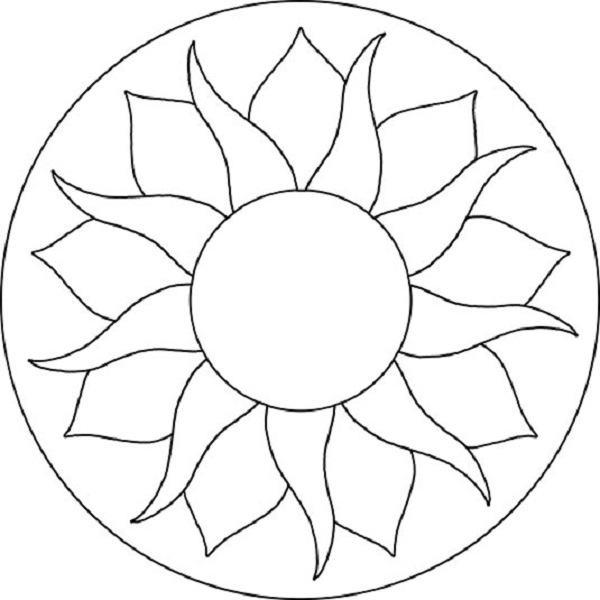 Шаблоны для мозаики