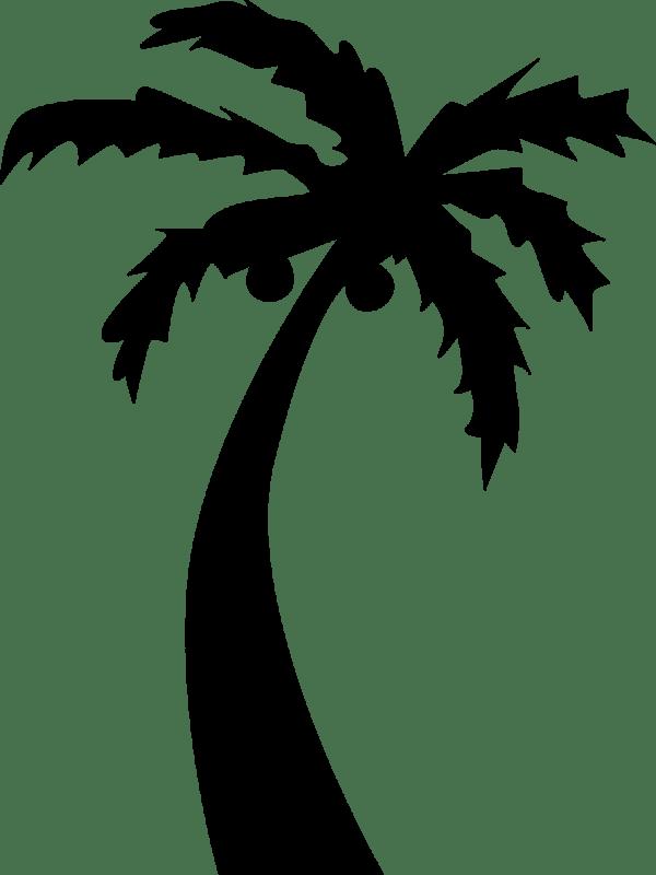 трафарет дерева (49)