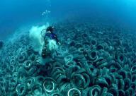 Basura en los mares