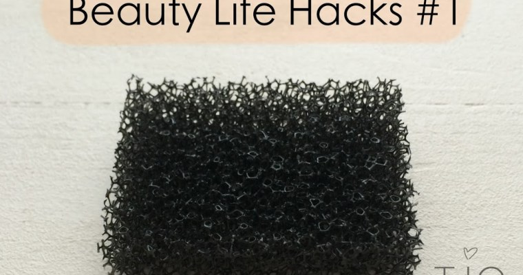 Beauty life hacks #1