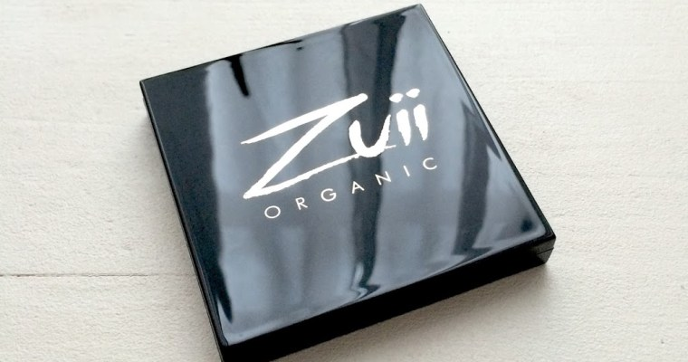 "Neuheit: Zuii Organic – Quad Eyeshadow Palette ""Natural"" + Look"