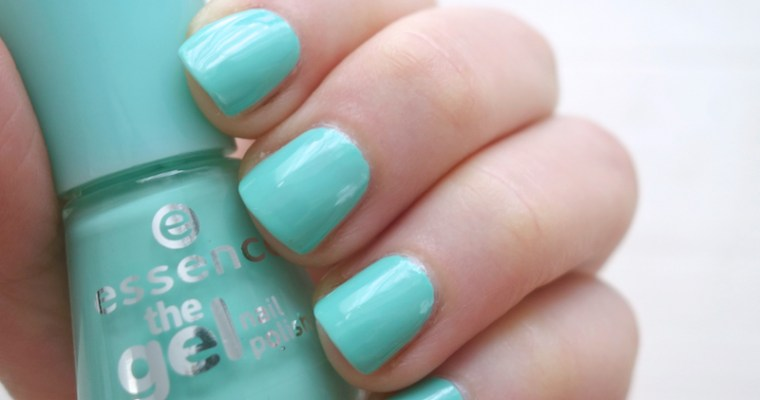 the gel nailpolish – essence