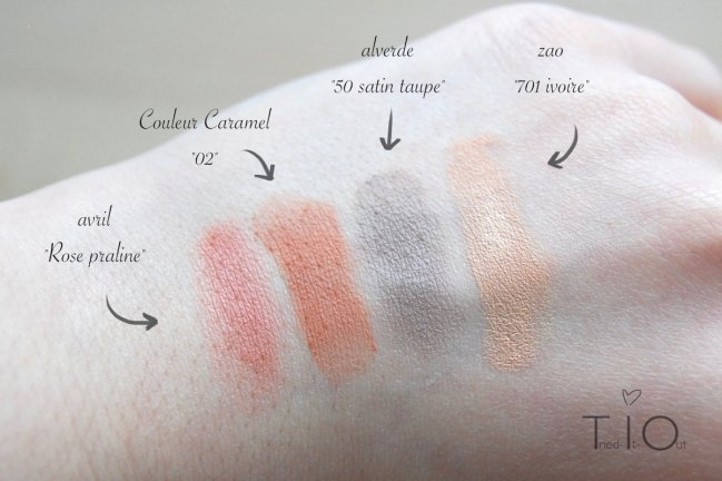 swatches_avril_rouge_couleur_caramel_alverde_zao