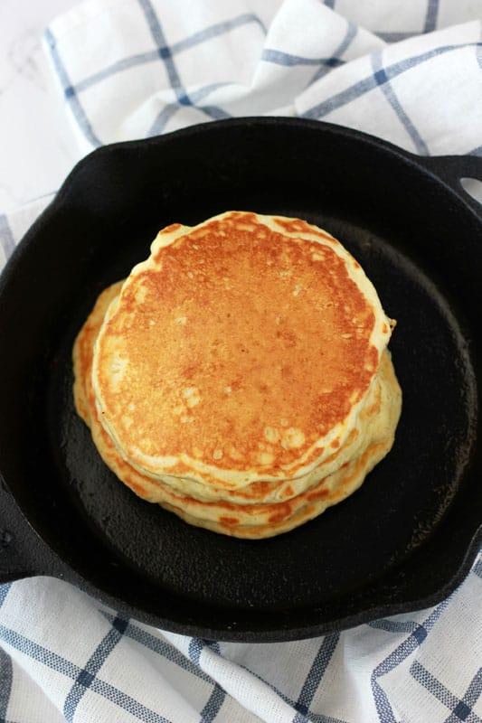 Buttermilk Pancakes // Lemon Tree Dwelling