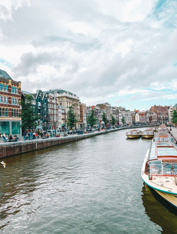 Things to do in Amsterdam - explore the canals