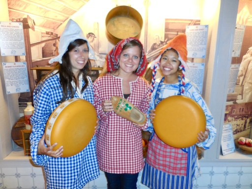 Things to do in Amsterdam - go to a cheese museum