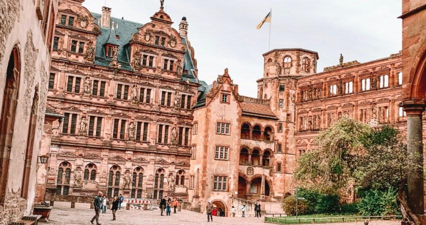 Day Trip to Heidelberg