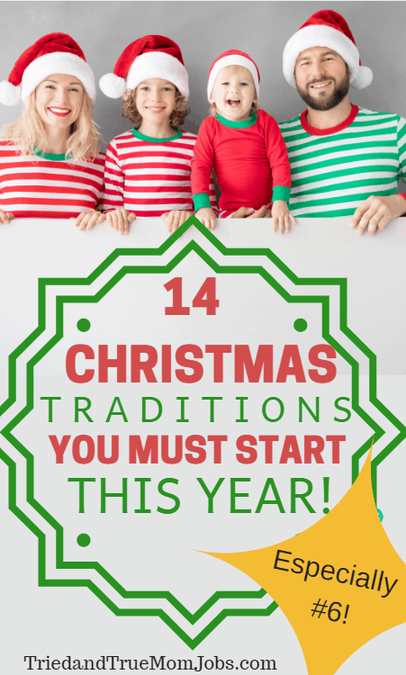 14 Of The Best Christmas Traditions To Do As A Family