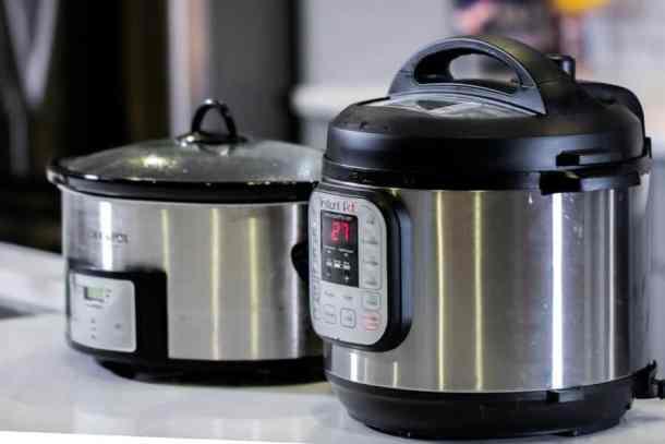 Instant Pot Vs Crock Pot Roast Taste Test Tried Tested True Video