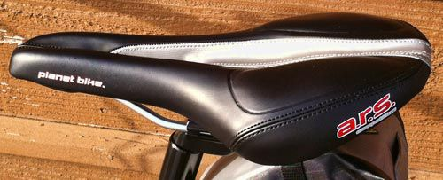 Planet Bike Men's A.R.S. Anatomic Relief Bicycle Saddle Review