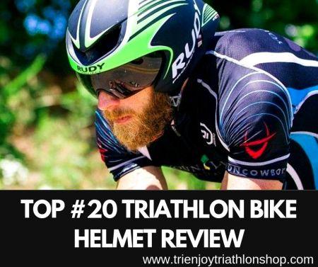Triathlon Bike Helmet Review