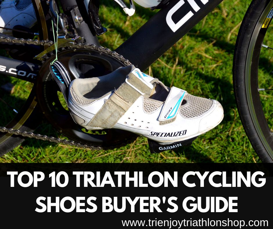 Top 10 Triathlon Cycling Shoes