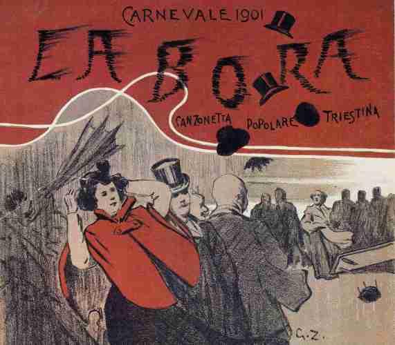 BORA-MAT: vieni a provare il distributore di refoli, dal Borin alla Bora scura!