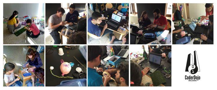 CoderDojo eXperience: sperimenta, crea e impara