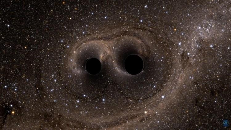 Il curioso mondo dei buchi neri
