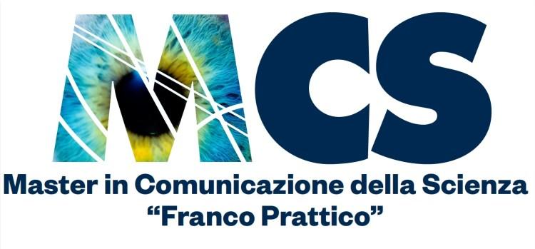 Presentazione Master in Comunicazione della Scienza