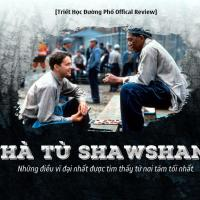 [THĐP Review] Nhà tù Shawshank – Những điều vĩ đại nhất được tìm thấy từ nơi tăm tối nhất