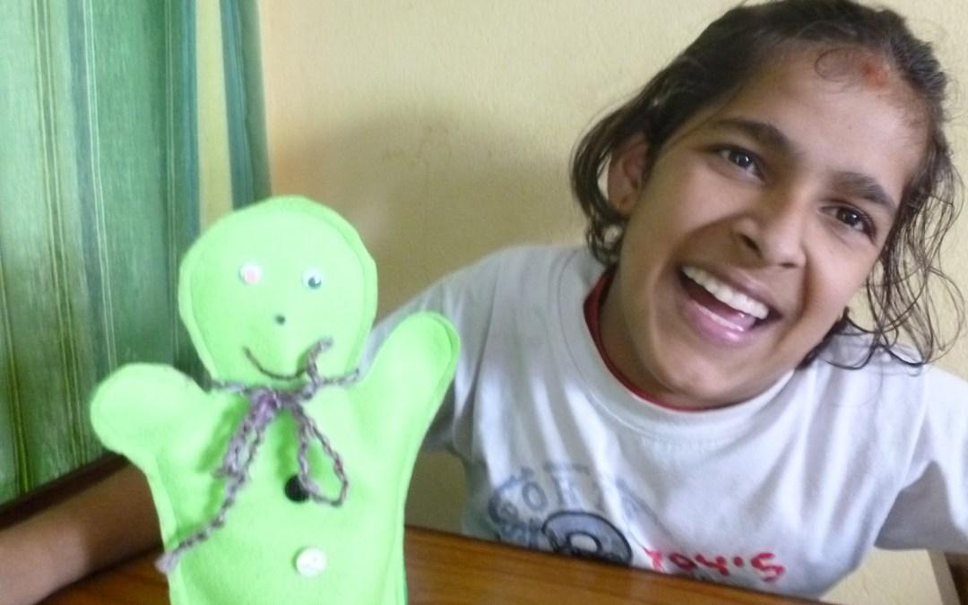 Puppet Making at SGCP