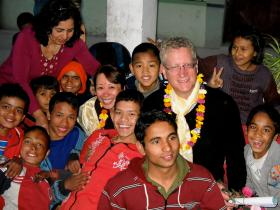 Interview: Fighting Discrimination Against Disabled Kids In Nepal