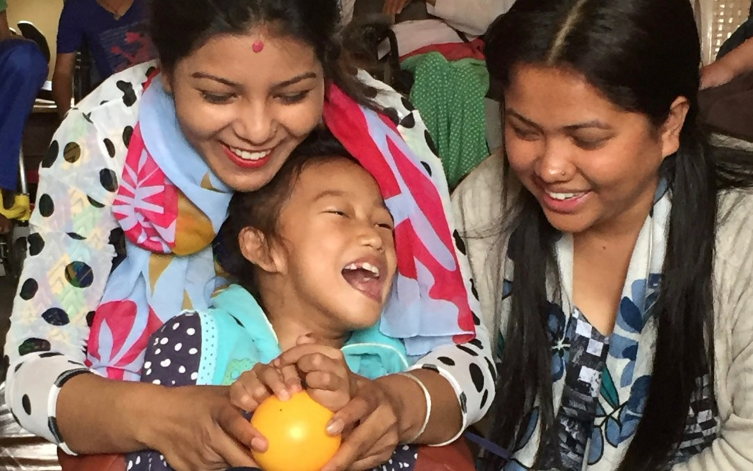 Sathi Sansar (World Friend), Nepal – Helping Children with Cerebral Palsy