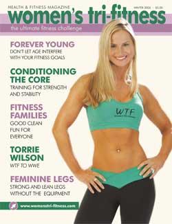 2006 Spring Tri-Fitness  Magazine