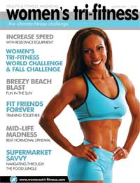 Tri-Fitness Magazine Summer issue 2007