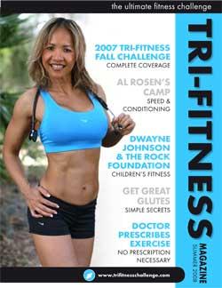 Issue Summer 2008 - Tri-Fitness Magazine