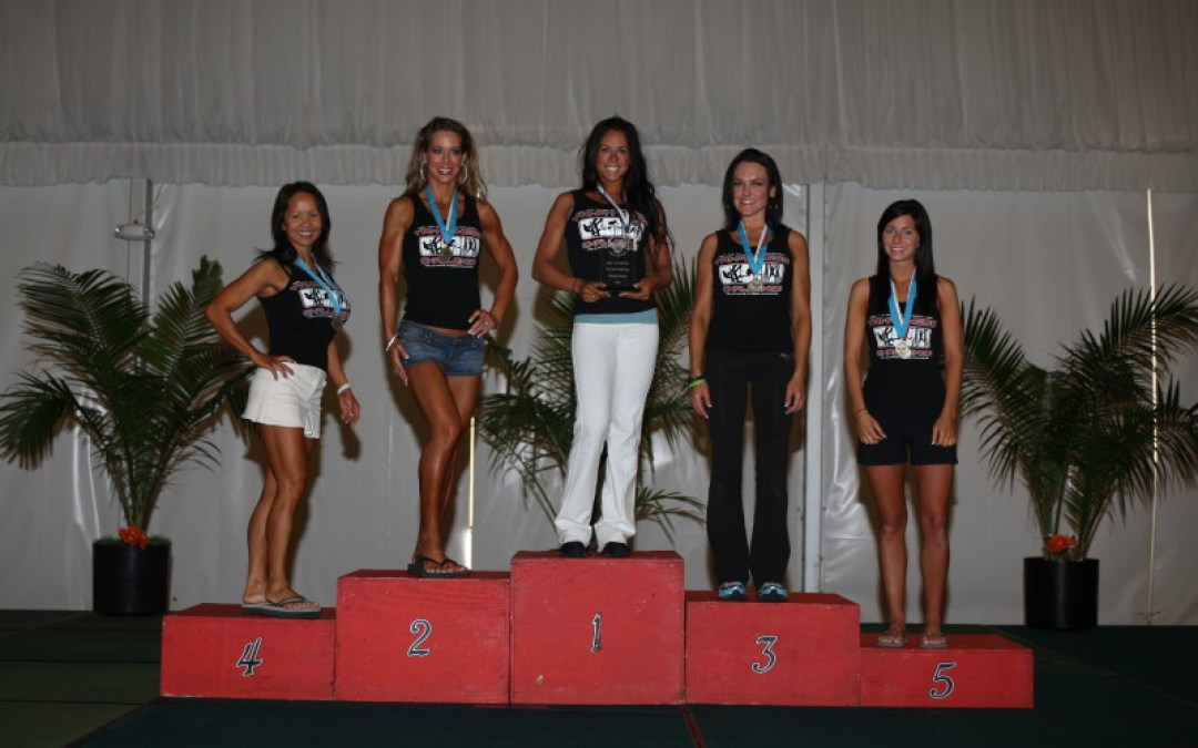 May 2011 Tri-Fit Model Short Class&Overall Winner- Sarah Jon Porrecca!