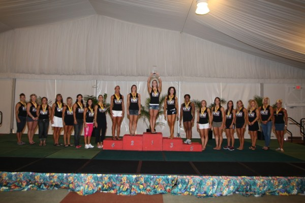 Andrea Ramsay from Texas wins the TFC Fitness Skills at the World Challenge in St.Pete Beach,Florida!