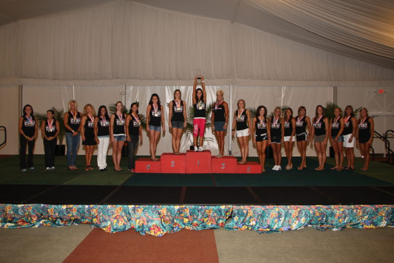 Congratulations Kelly Prince-the 2011 TFC Grace&Physique Champion!