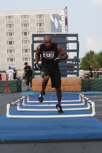 Willie Thomas- Men's 2011 TFC World Champion